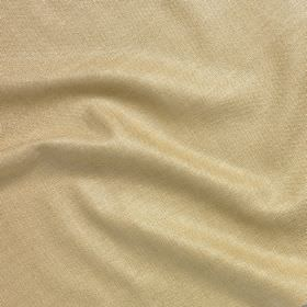 Simla Silk - Rafia - Soft cream coloured 100% silk fabric