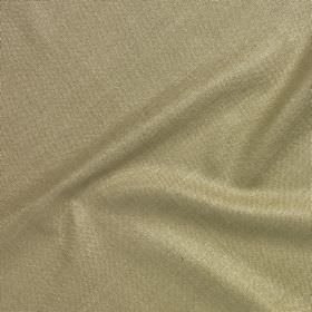Simla Silk - Greensand - Fabric made entirely from plain oyster coloured silk