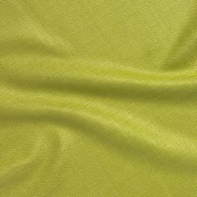 Simla Silk - Chartreuse - Plain 100% silk fabric made in a light shade of lime green