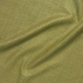 Simla Silk - Sepal - Light olive green coloured fabric made entirely from silk
