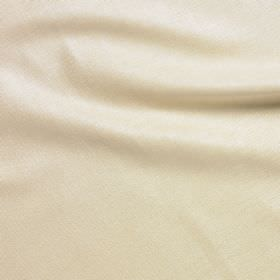 Simla Silk - Gardenia - Foam coloured fabric made from 100% silk