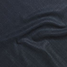 Simla Silk - Harbour - Midnight blue coloured 100% silk fabric