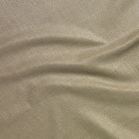 Simla Silk - Aran - Plain steel grey coloured fabric made entirely from silk