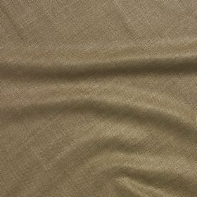 Simla Silk - Jura - 100% silk fabric made in a plain coffee brown colour