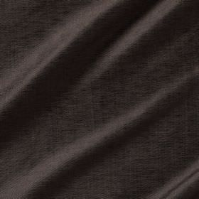 Soho Silk - Ebony - Fabric made from a mixture of viscose and silk in a slate black colour
