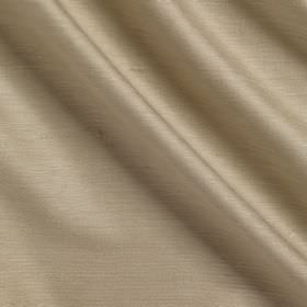 Vienne Silk - 2 Husk - Fabric made to contain silk and viscose in a colour that's a very pale blend of ivory and grey