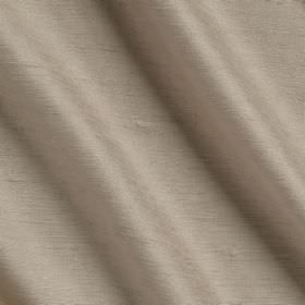 Vienne Silk - 2 Latte - Very pale grey coloured silk and viscose blend fabric made with no pattern