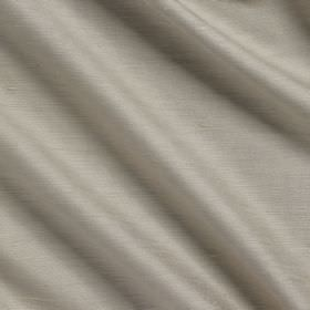 Vienne Silk - 2 Antler - Nickel coloured fabric made from a blend of silk and viscose