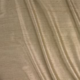 Vienne Silk - Smoky Quartz - Light latte coloured silk and viscose blend fabric