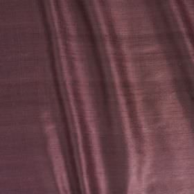 Vienne Silk - Wineberry - Silk and viscose blend fabric made in a dark lavender colour