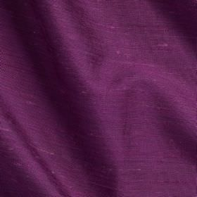 Vienne Silk - 2 Kimono - Vivid purple coloured fabric blended from a mixture of silk and viscose