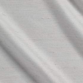 Vienne Silk - 2 Reflection - Very pale blue-white coloured fabric containing both silk and viscose