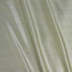 Vienne Silk - Seaglass - Fabric made from both silk and viscose in a pale blend of ivory and silver colours