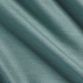 Vienne Silk - 2 Waterfall - Plain light blue coloured fabric made with a 65% silk and 3% viscose content
