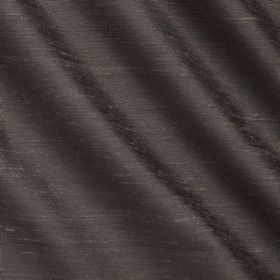 Vienne Silk - 2 Badger - Very dark grey coloured silk and viscose blend fabric featuring a few lighter coloured threads showing through