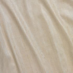 Vienne Silk - Oyster - Vellum coloured fabric made from a mixture of silk and viscose
