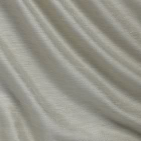 Vienne Silk - 2 Basalt - Plain pale grey coloured fabric made with a silk and viscose blend
