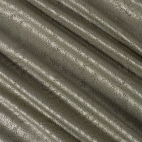 Waterfall Silk - Mockingbird - Shiny grey fabric made with a 26% silk, 56% polyester and 18% acrylic content
