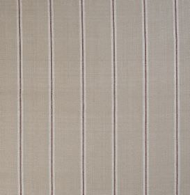 Burn Stripe - Cayenne - A thin, even striped design printed on 100% silk fabric in light grey, dove grey and charcoal colours