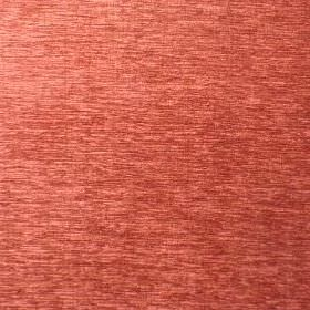 Arezzo Lincoln - Terracotta - Fabric in an orange-red colour which has been blended from viscose, wool, cotton and modacrylic
