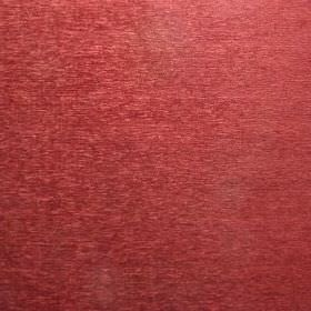 Arezzo Lincoln - Wild Berry - Fabric with a viscose, wool, cotton and modacrylic blend in a plain red colour
