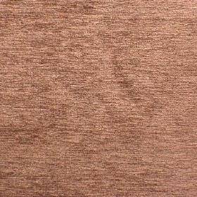 Arezzo Lincoln - Chocolat - Viscose, wool, cotton and modacrylic blended into a plain bronze coloured fabric