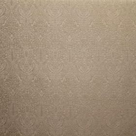 Arabesque - Flax - Light grey-brown fabric with a viscose, cotton and polyester blend and a very subtle, almost imperceptible pattern