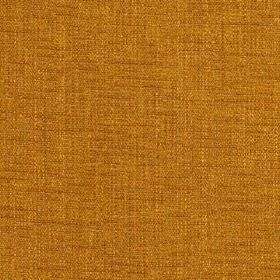Lecco Lina - Amber - Saffron coloured fabric with a viscose, cotton and modacrylic blend
