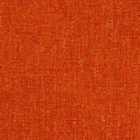 Lecco Lina - Crimson - Fabric made from a blend of viscose, cotton and modacrylic in bright orange with a slight hint of red