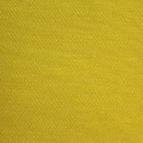 Mallorca Ranma - Canary - Plain citrus coloured fabric made from a mix of cotton, viscose and polyester