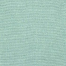 Boca - Cloud - Light blue polyester and cotton blend fabric with no pattern