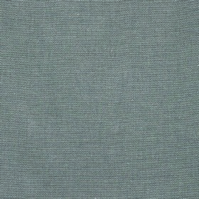 Boca - Smoke - Plain fabric made from polyester and cotton in dusky denim blue-grey