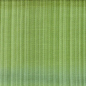 Cavendish - Leaf - Apple green coloured polyester and cotton blend fabric with slight variations in the colour running as vertical stripes