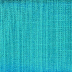 Cavendish - Teal - Fabric containing polyester and cotton in a bright shade of cobalt blue, covered with very vertical lines