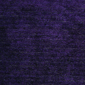 Forte - Aubergine - Fabric containing polyester and viscose in purple and dark grey, with some horizontal threads in very pale grey-white