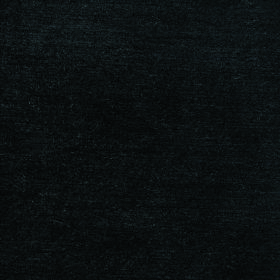 Forte - Nero - Polyester and viscose blend fabric in raven black