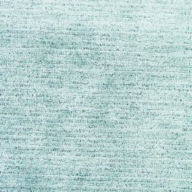 Forte - Pewter - Snow white and pale blue patches covering fabric made to contain a mixture of polyester and viscose