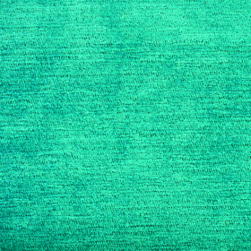 Forte - Teal - Fabric containing polyester and viscose in a bright aquamarine colour, flecked with some darker horizontal threads