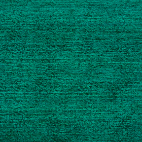 Forte - Petrol - Some dark blue threads running horizontally through deep turquoise coloured polyester and viscose blend fabric