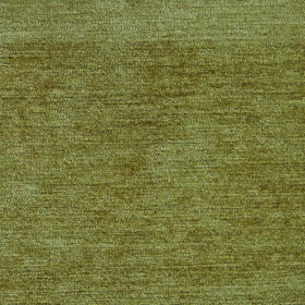 Forte - Ora - Olive green polyester and viscose blend fabric featuring some flecks and horizontal threads in a slightly paler shade