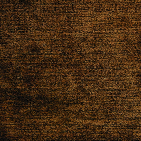 Forte - Bronze - Horizontal threads in coppery brown and charcoal grey combined into a polyester and viscose blend fabric