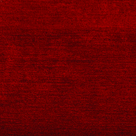 Forte - Chilli - Rich claret coloured polyester and viscose blend fabric which has some threads running through it in a darker red