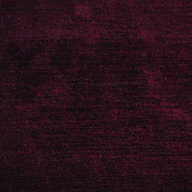 Forte - Rossa - Patchy dark red and slate coloured fabric made with a combination of polyester and viscose