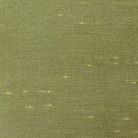 Parade - Terragon - Unpatterned fabric made from 100% polyester in light Army green, featuring a few pale yellow threads