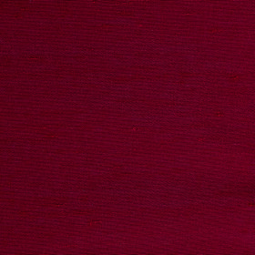 Parade - Berry - Deep scarlet coloured fabric made entirely from unpatterned polyester
