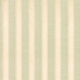 Symphony Mundo - Oatmeal - Vertically striped beige and warm cream coloured fabric made from polyester and cotton