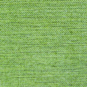 Thistle Doyle - Green - Forest green, light green and white threads woven into a fabric made entirely from polyester