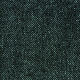 Thistle Doyle - Charcoal - Dark grey fabric made from 100% polyester with a few specks of a lighter shade of grey