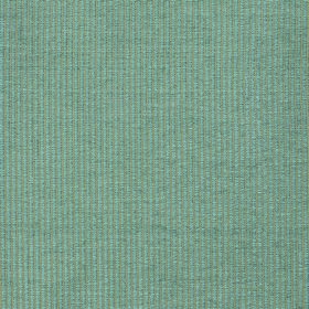Weaver Sparrow - Mineral - Fabric made from polyester and cotton with a very subtle, narrow vertical striped design in grey and light blue