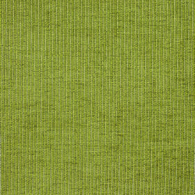Weaver Sparrow - Moss - Lime green polyester and cotton blend fabric featuring an almost imperceptible pinstripe design in a pale shade of g